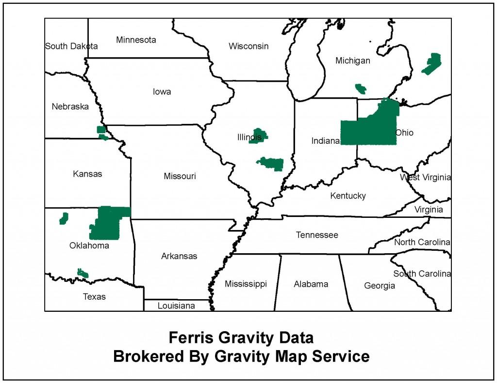 Ferris Data Map